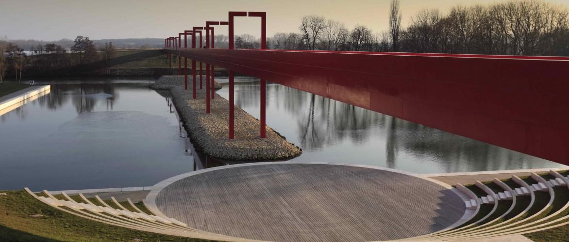 2011 spectacle projet renoir l 39 amphith tre ev nements - Piscine de l axe majeur ...